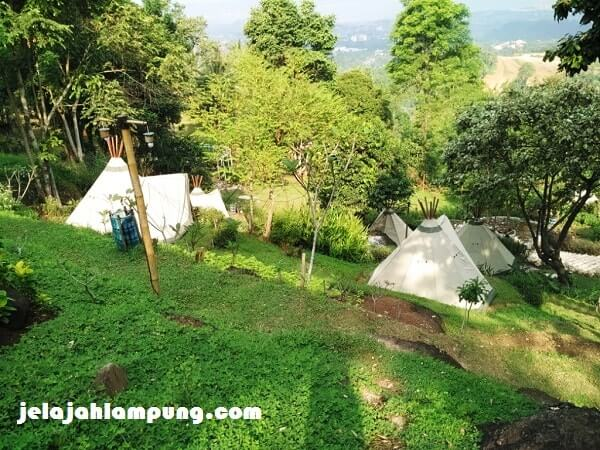 camping ground alam wawai