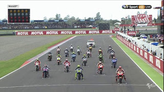 Video Full Race MotoGP Argentina 2016