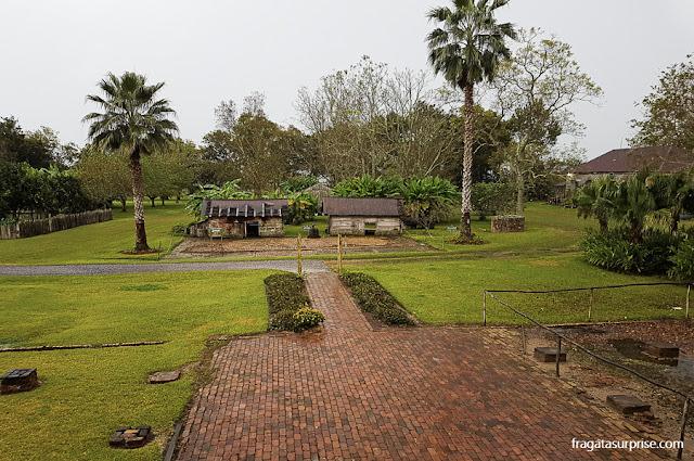 Laura Plantation, Luisiana