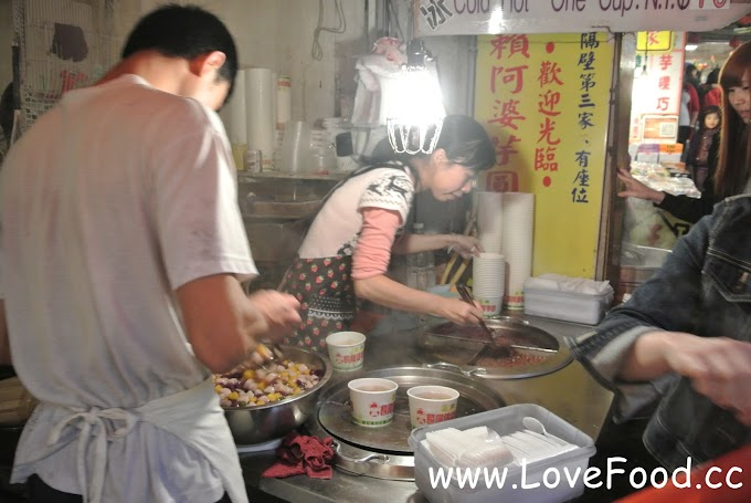 新北瑞芳-賴阿婆芋園-九份知名芋園小吃 還有番薯園 綠茶園 提供宅配-lai a po yu yuan