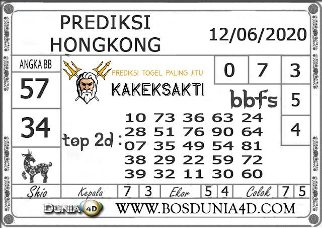 Prediksi Togel HONGKONG DUNIA4D 12 JUNI 2020