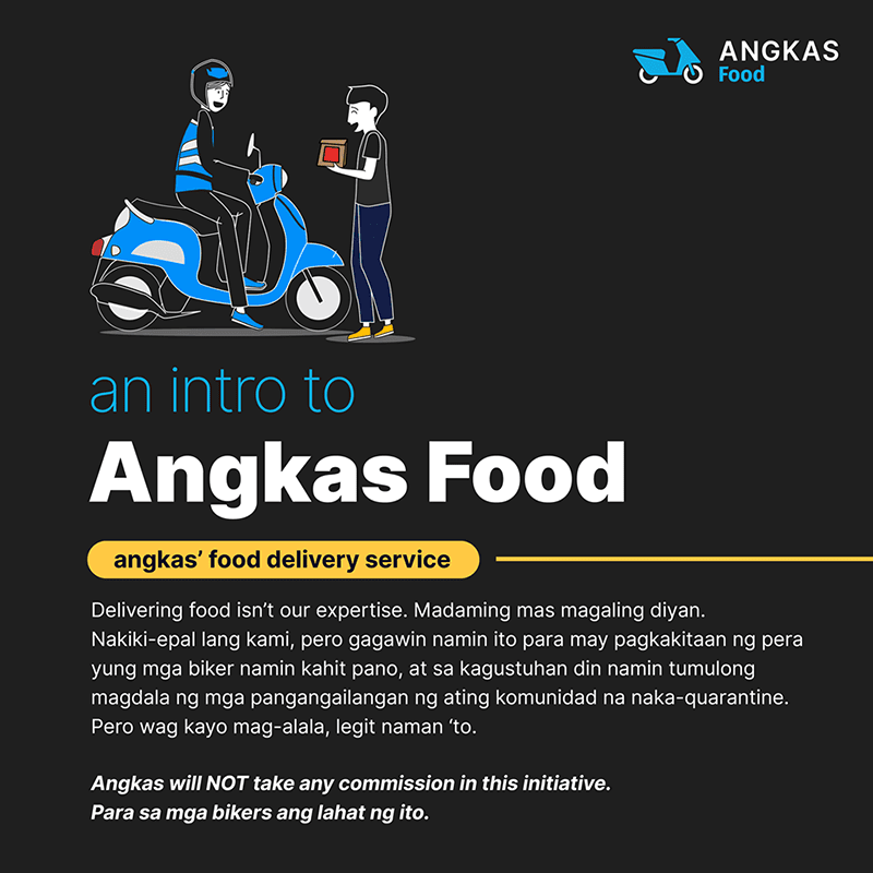 Ankas launches its own food delivery service