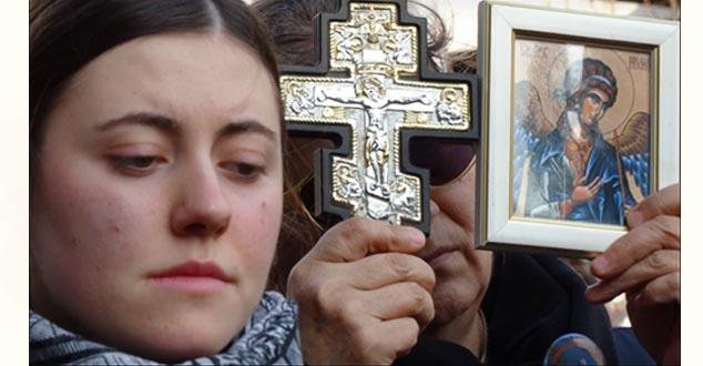 Литија за спас Ваљевске Грачанице 26. марта (ВИДЕО)