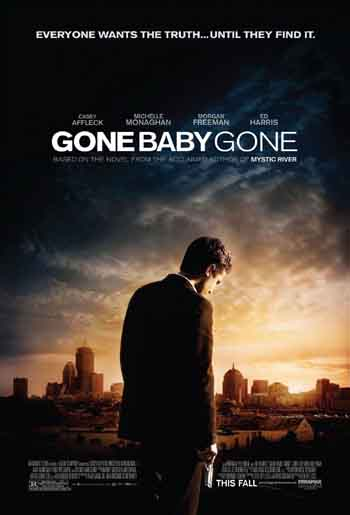 Gone Baby Gone 2007 480p 350MB BRRip Dual Audio [Hindi - English]