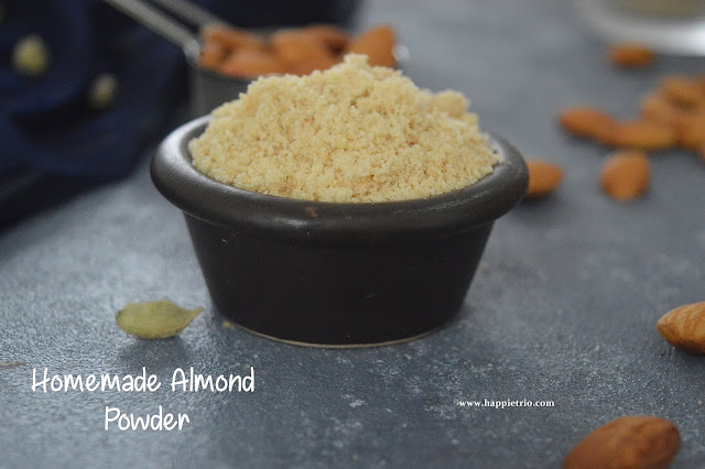 How to make Badam Powder in home | Almond Powder for Kids | Badam Mix Recipe