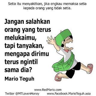 Kumpulan Gambar Motivasi Mario Teguh