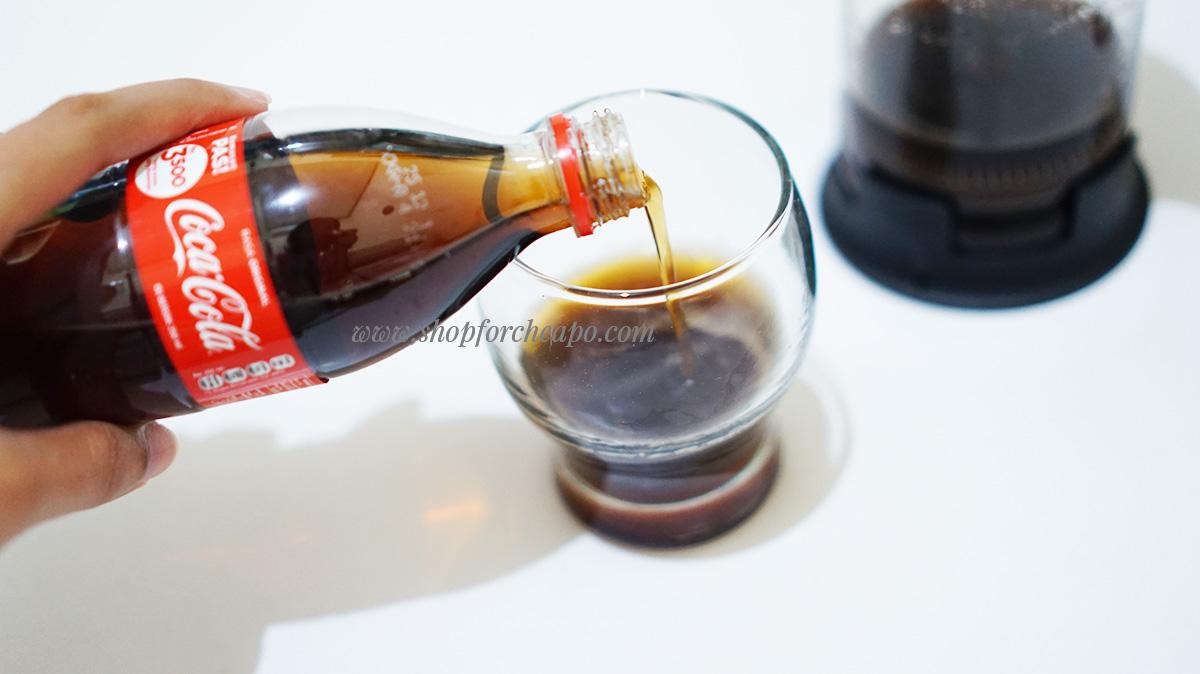 coca cola coffee indonesia