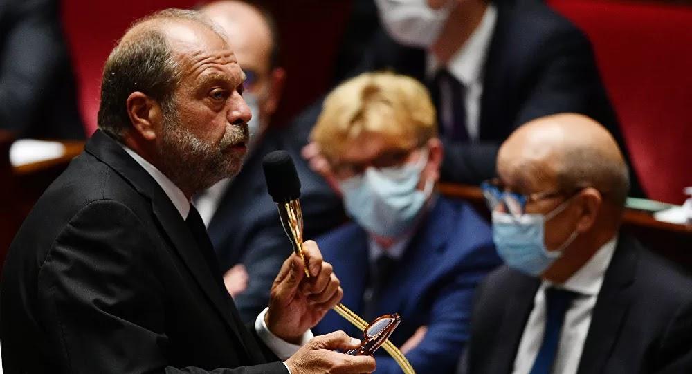 Actu-politique : Première intervention chahutée de Dupond-Moretti à l'Assemblée nationale