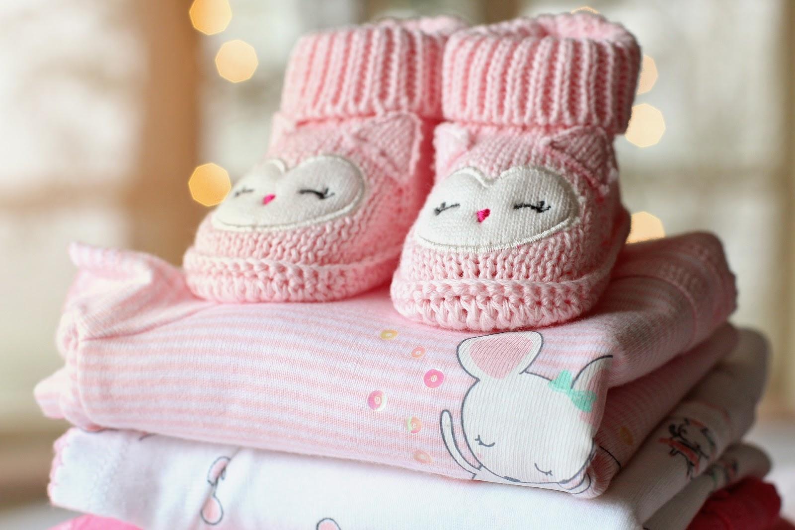 wyprawka dla dziecka i niemowlaka