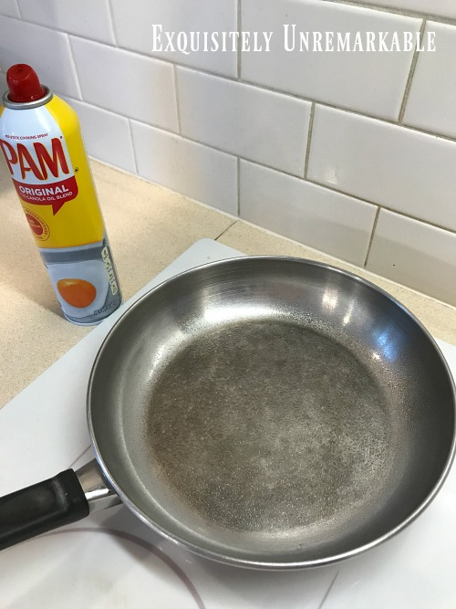 Frying Pan For French Toast