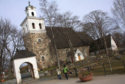 Church of the Holy Cross in Rauma