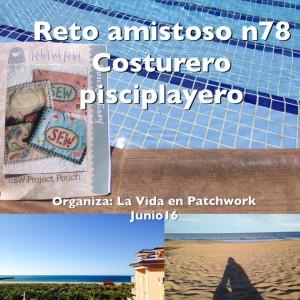 Reto Amistoso Nº78 Costurero Pisciplayero
