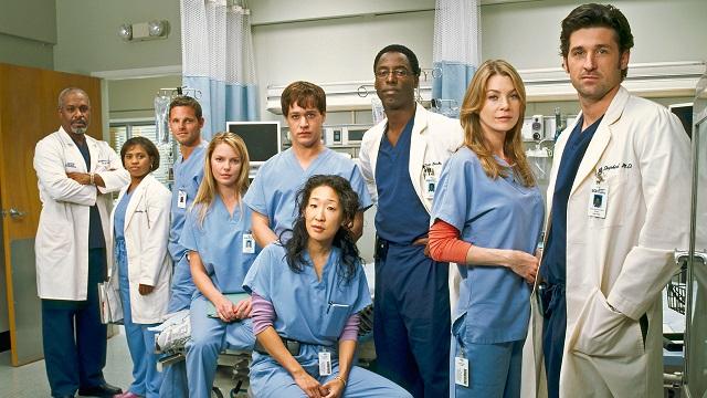 Grey's Anatomy/ABC/Reprodução