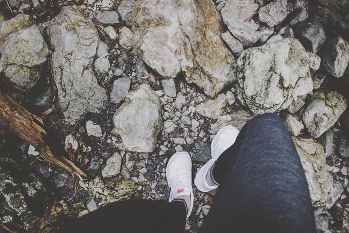 skały, buty, nike, góry, polska, polskie góry, trip, wycieczka, czas wolny, hipster, photography, fotografia, lifestyle