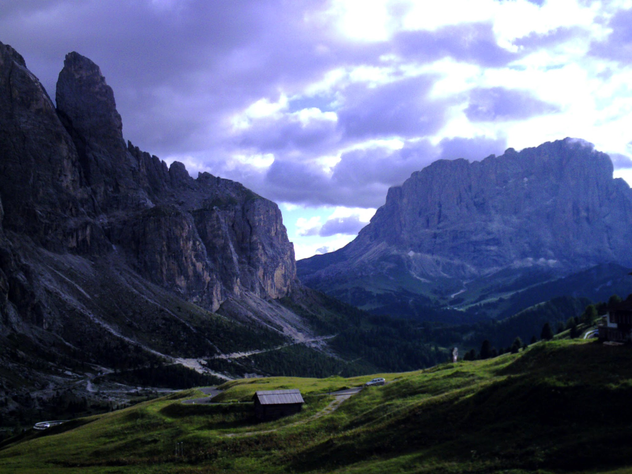 Val Gardena, Dolomites, Dolomiti, Italia, Alps
