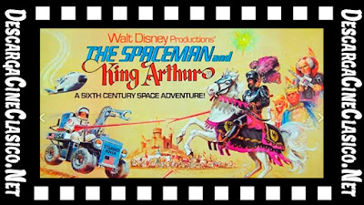 Un astronauta en la corte del Rey Arturo (1979) The Spaceman and King Arthur