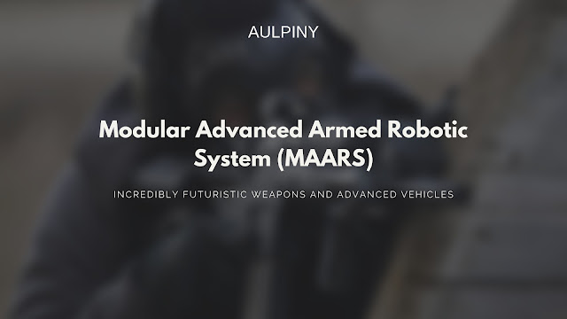 Incredibly Futuristic Weapons And Advanced Vehicles