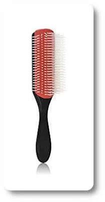 Denman Cushion Brush Nylon Bristles 9-Row
