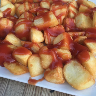 Lasciapassare A 38 - patatas-bravas
