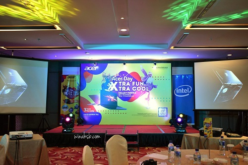 Acer Day 2019 Medan Xtra Fun Xtra Cool