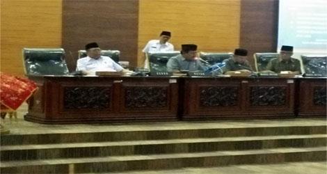 Fraksi Fraksi Dprd Sumbar Pertanyakan Perubahan Nama Rsud Solok Kenapa Harus Mohammad Natsir