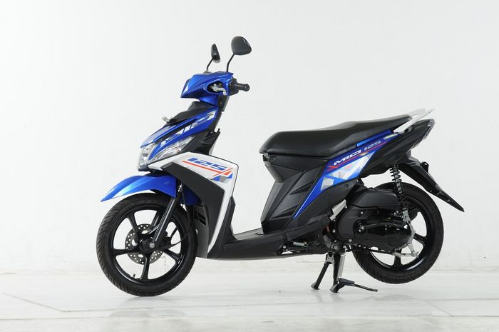 Harga Yamaha Mio M3 2018