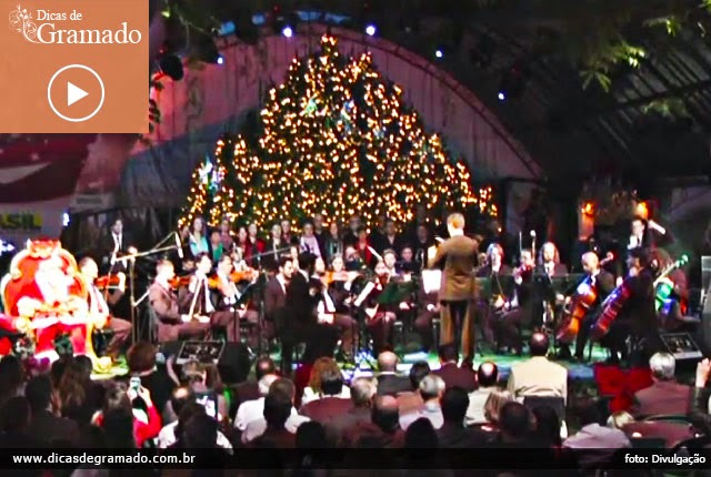 Orquestra Sinfônica de Gramado no Natal Luz