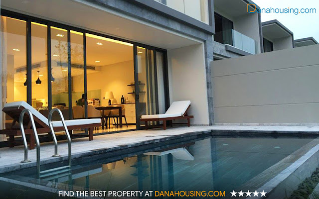 The Point Villa Da Nang For Rent, Villa for rent in Da Nang, Danahousing.com