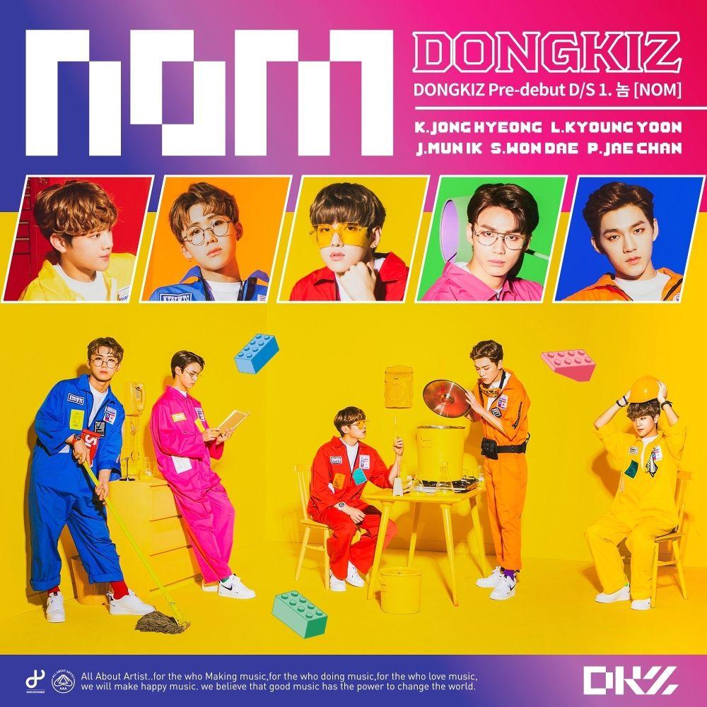 DONGKIZ – DONGKIZ Pre-debut D/S 1. – Single