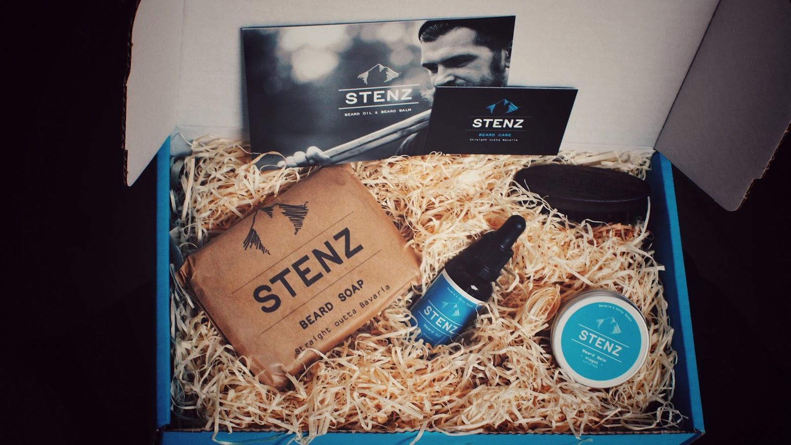 STENZ - Hiagst | Die fantastischen Beard Care Produkte aus München