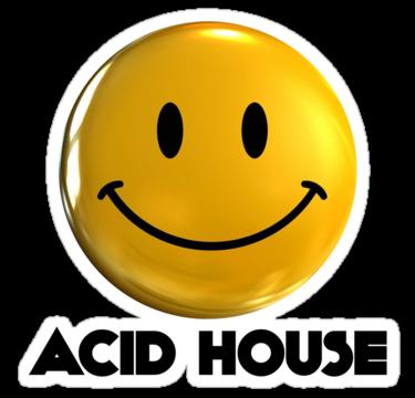 Dj ze roberto acid house album hithouse confetti 39 s for Acid house albums