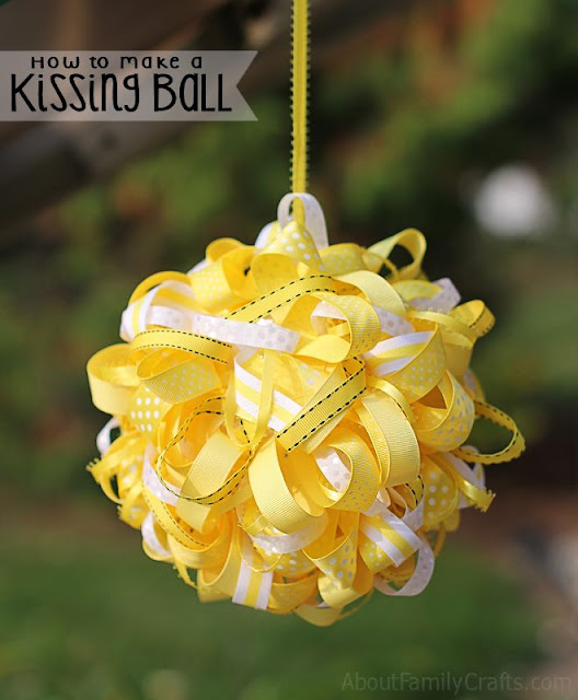 http://aboutfamilycrafts.com/how-to-make-a-kissing-ball/