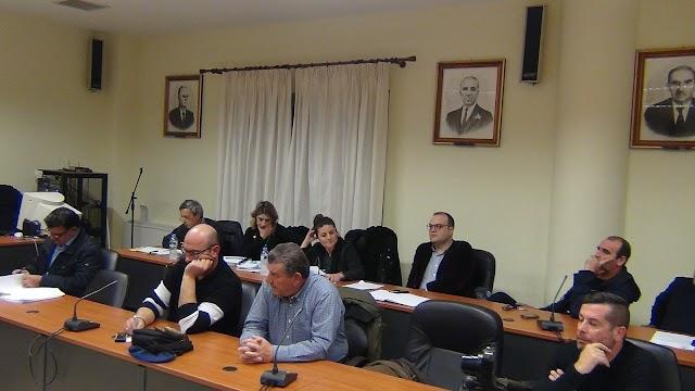 2η Τακτική Συνεδρίαση Δημοτικού Συμβουλίου Τριφυλίας