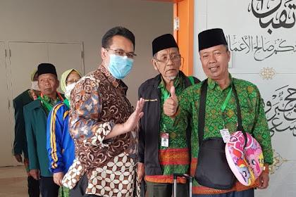 856 Jamaah Gagal Umrah Pulang dengan Selamat di Indonesia