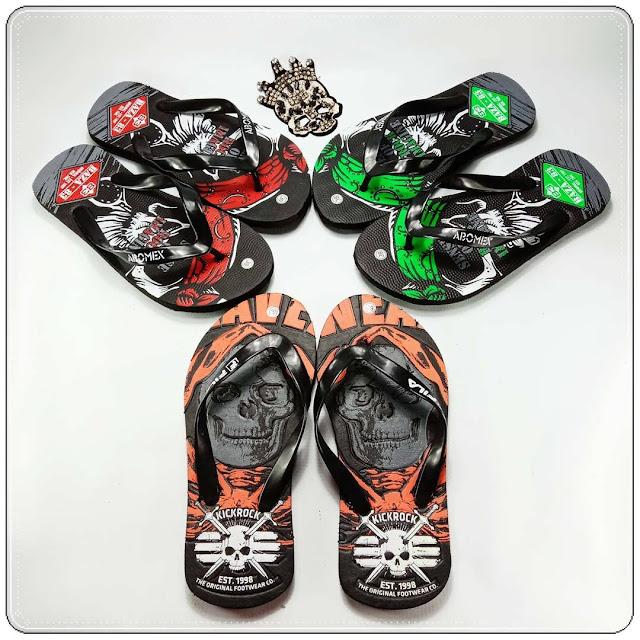 grosirsandalmurah.org - sandal Pria - Sandal CMR Simplek DWS