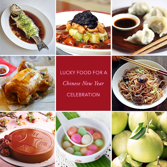 Chinese New Year, Chinese New Year Food