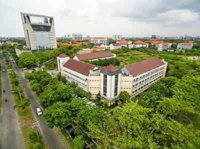 ITS – Daftar Fakultas dan Program Studi di Institut Teknologi Sepuluh Nopember