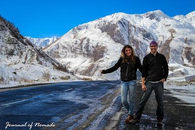 autostop inverno