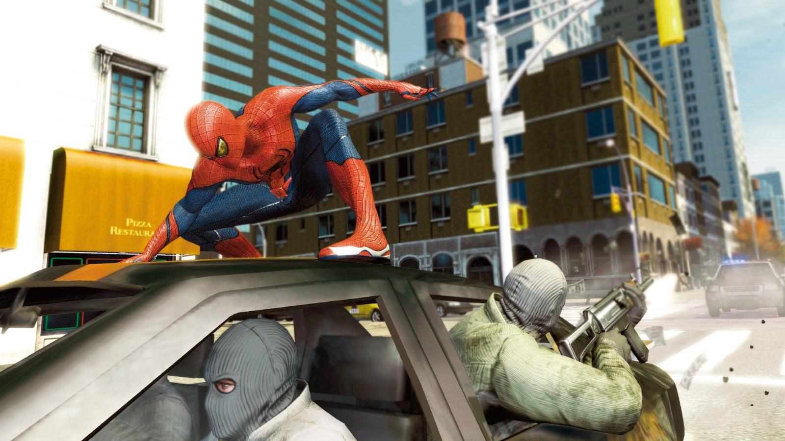 Spider Man 2 Full Game Setup Free Download (Size 441.1 MB ...
