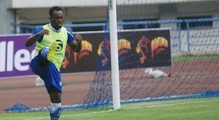 Essien Dikabarkan Merapat ke Bali United