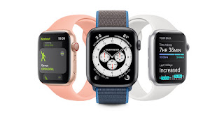 Riprodurre musica suApple Watch OS