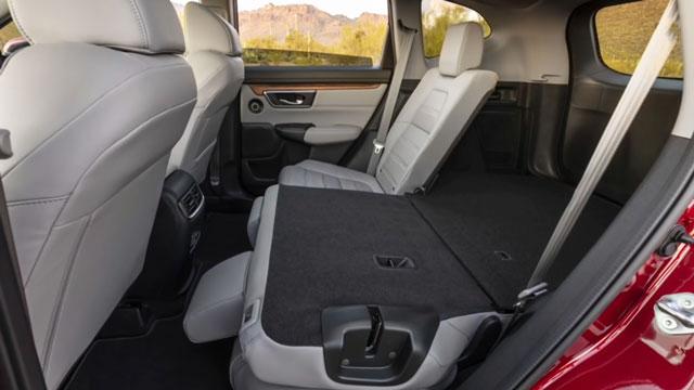 هوندا CR-V 2021 من الداخل