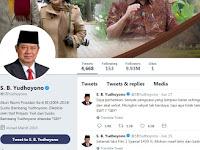 SBY Sebut Jokowi Sudah Melampui Batas