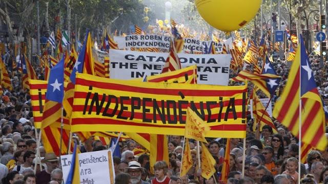 Η φωτιά που άναψε στην Καταλονία δεν θα έχει καλά ξεμπερδέματα