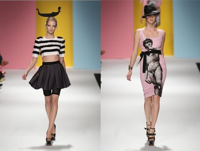 Frankie Morello Spring Summer 2012 collection
