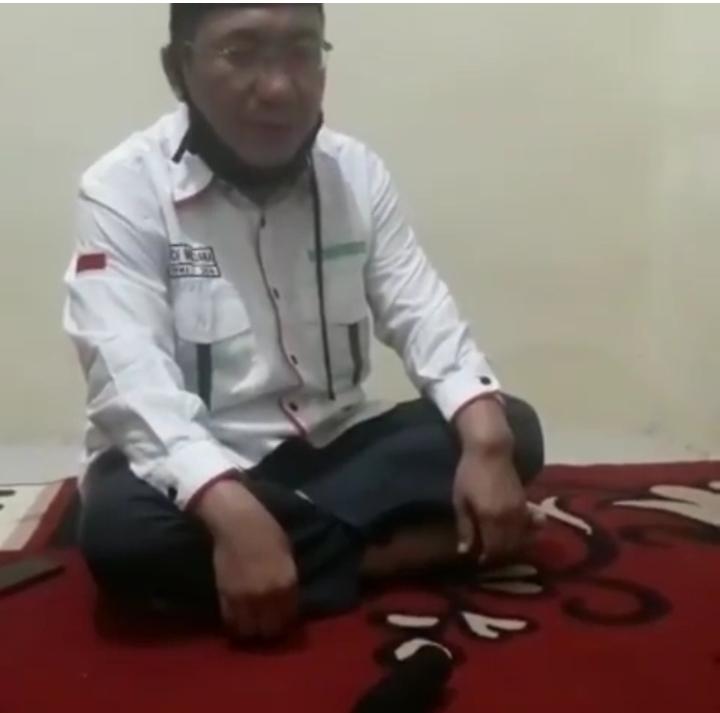 Dua Hari Lalu, Yudi Syahadat Lagi Biar Bisa Rujuk dengan Istri yang Ditalak 3