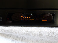 Yamaha+CDC-665+CD+Player+display