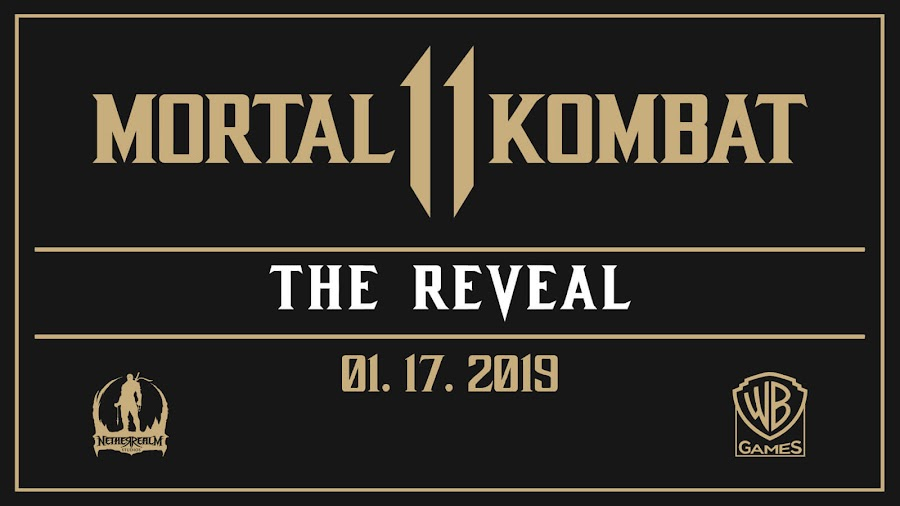 mortal kombat 11 reveal event nether realm studios