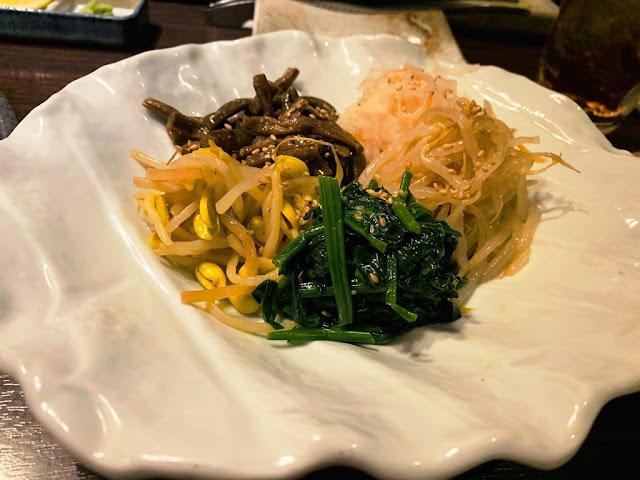 韓式什錦拌菜(冷)