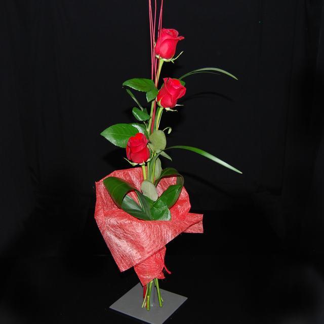Imagenes De Rosas Rojas Para Mi Amor